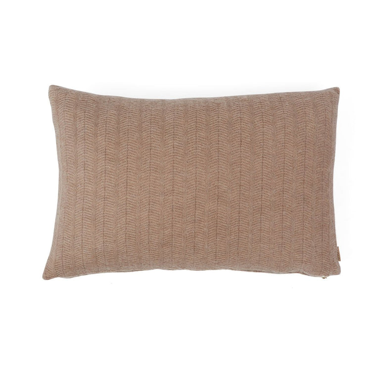 Kata Cushion - Light Brown
