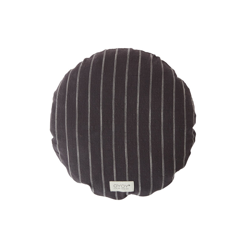 Cushion Kyoto Round - Anthracite
