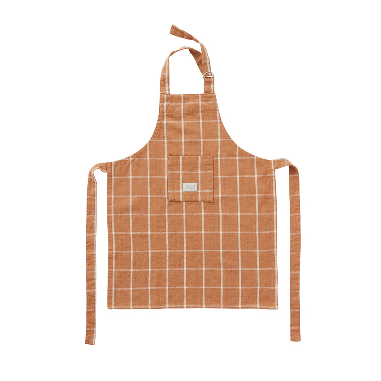 Apron for Kids - Gobi Mini - Caramel