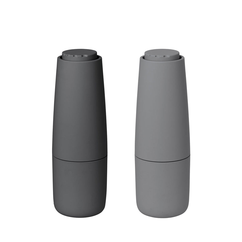 Salt & Peppermill Sharkskin/Magnet Blomus soft touch