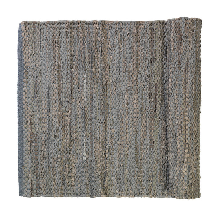 Leather Rug Drizzle CARPO 200 x 300cm - last one
