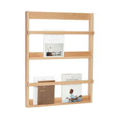 Oak Wall shelf picture ledge by Hübsch