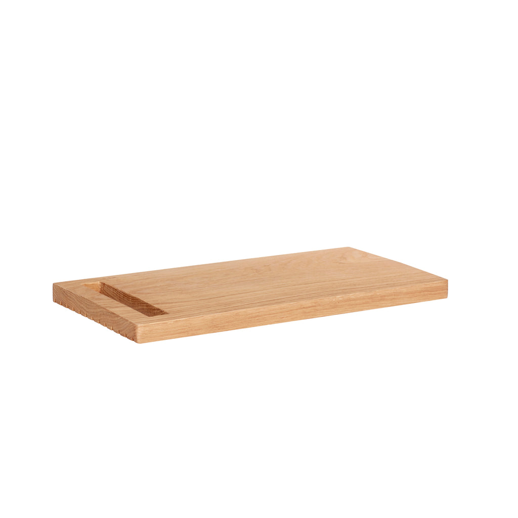 Hübsch Cutting board, oak, FSC, nature, s/2