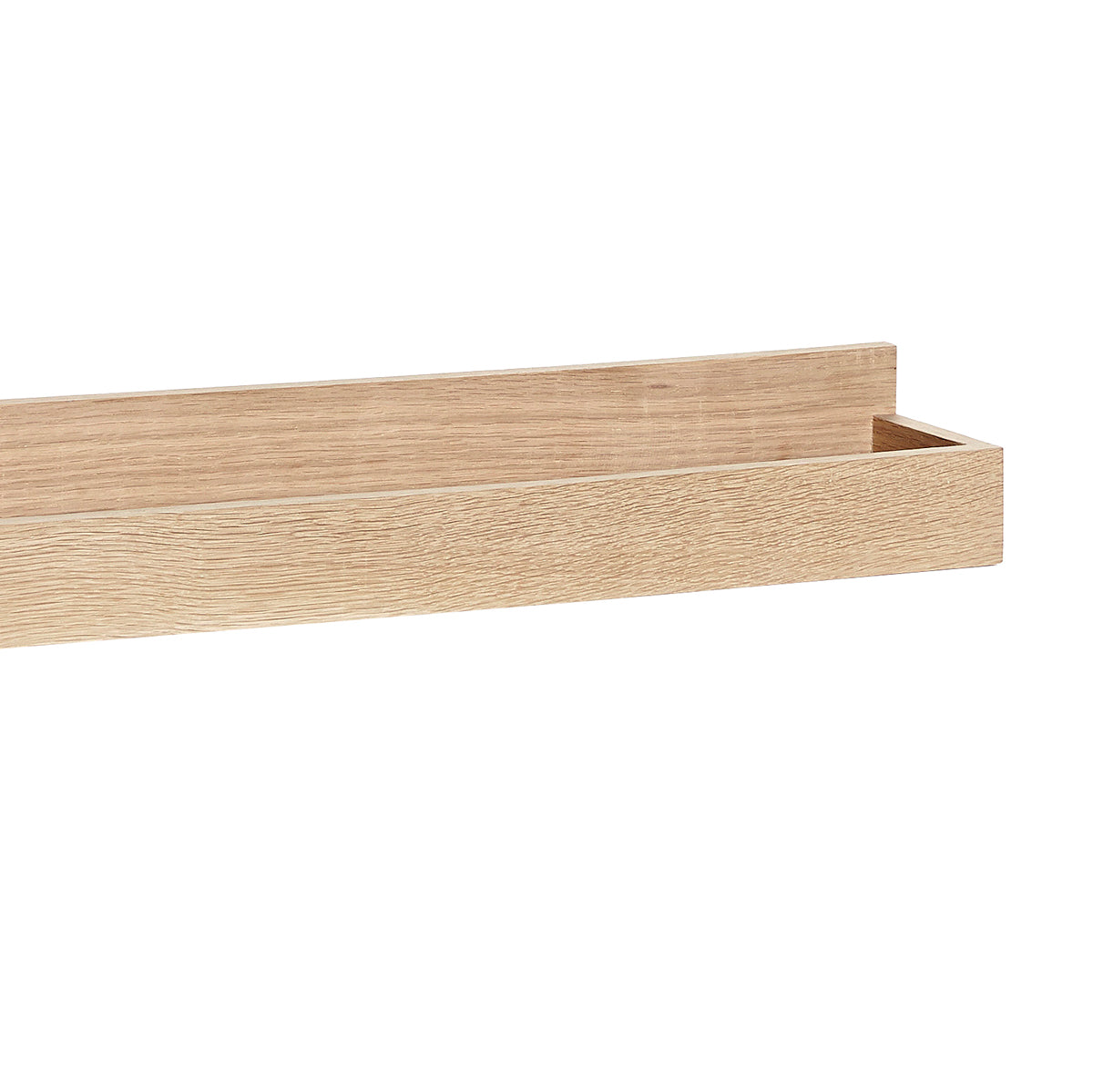 Picture Shelf oak 60cm Hübsch Photo ledge