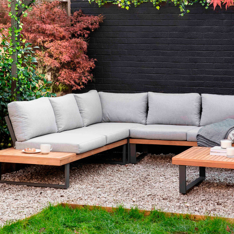 Amberley sofa set outdoor furniture garden trading