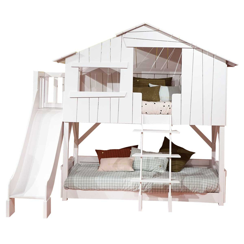 Bunk Bed Tree House Washable Mice From Maileg And Organic Cotton From Liewood