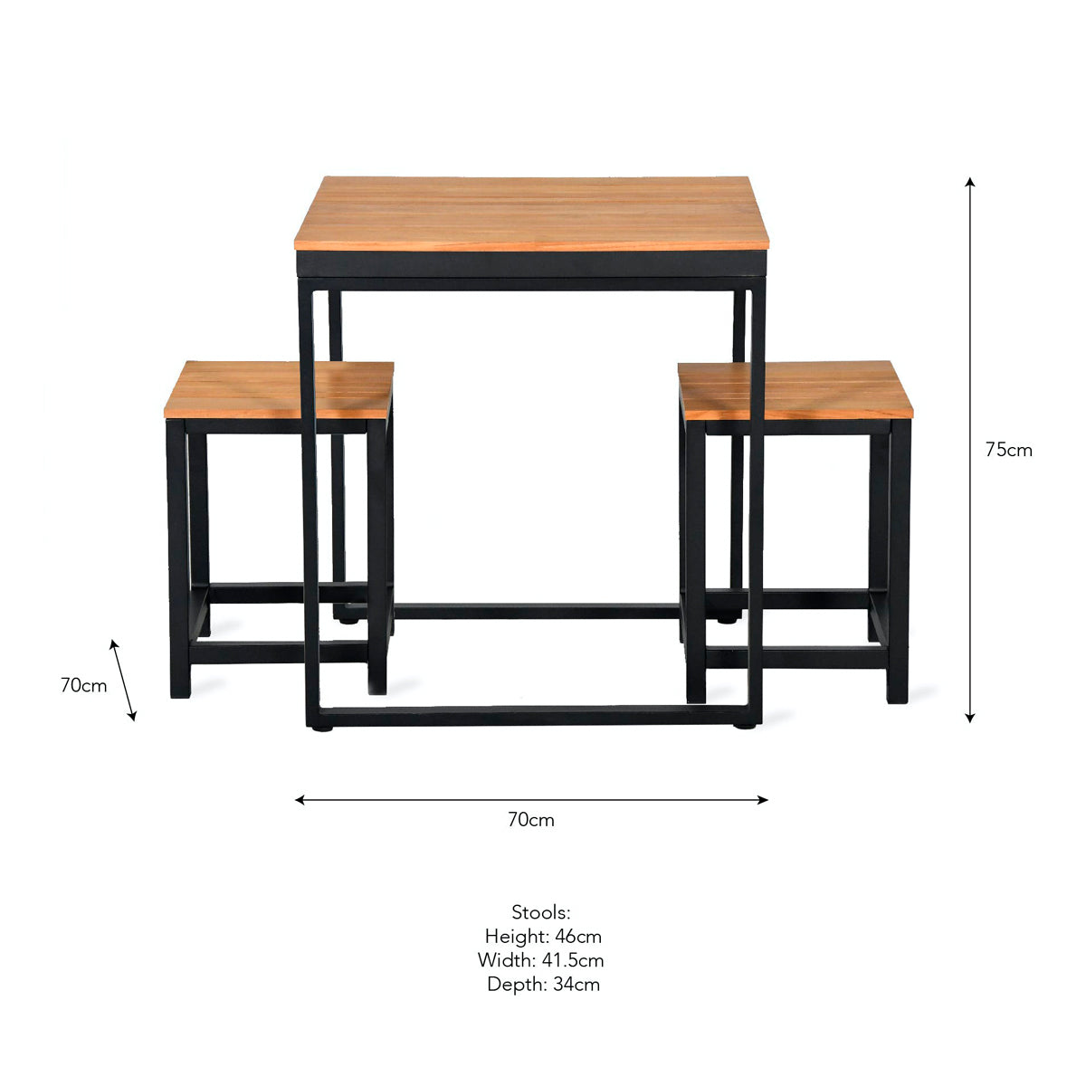 Camley Table Set