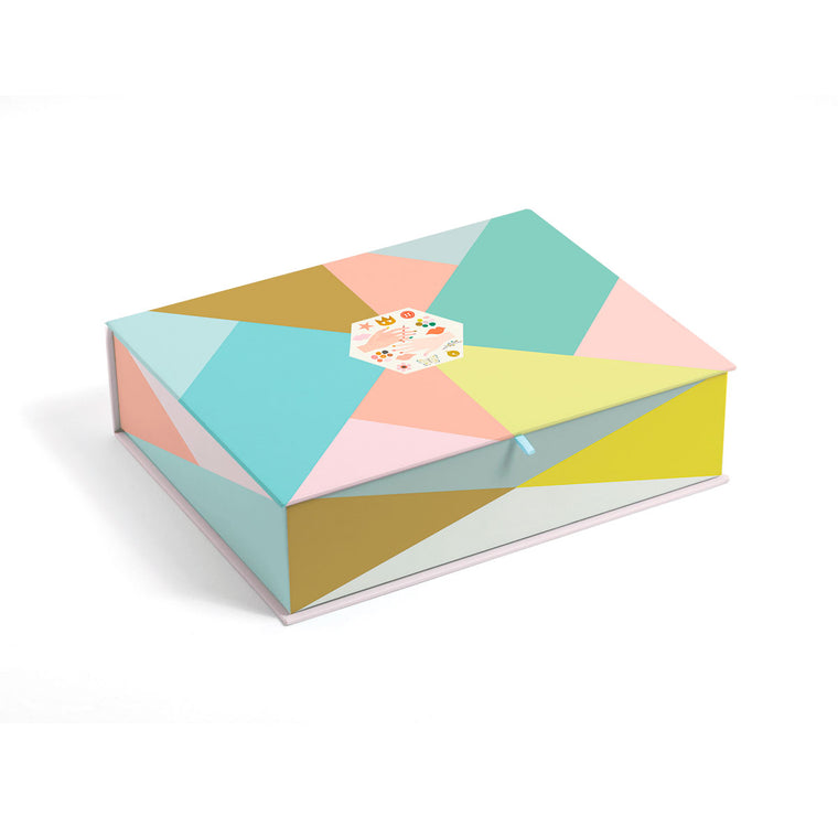 Djeco Tinou Box Stationery Set