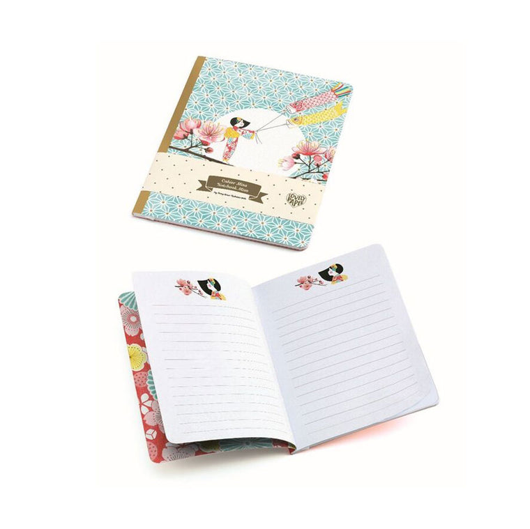 Djeco lovely paper Misa Notebook
