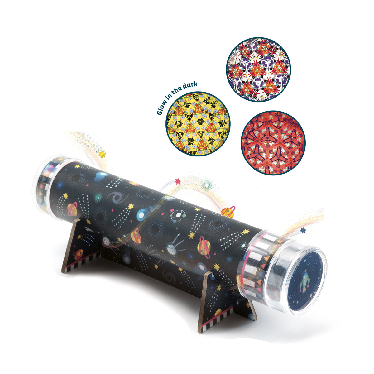 Do it yourself - Space immersion Kaleidoscope Djeco