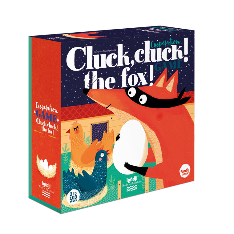 Cluck cluck! The Fox!