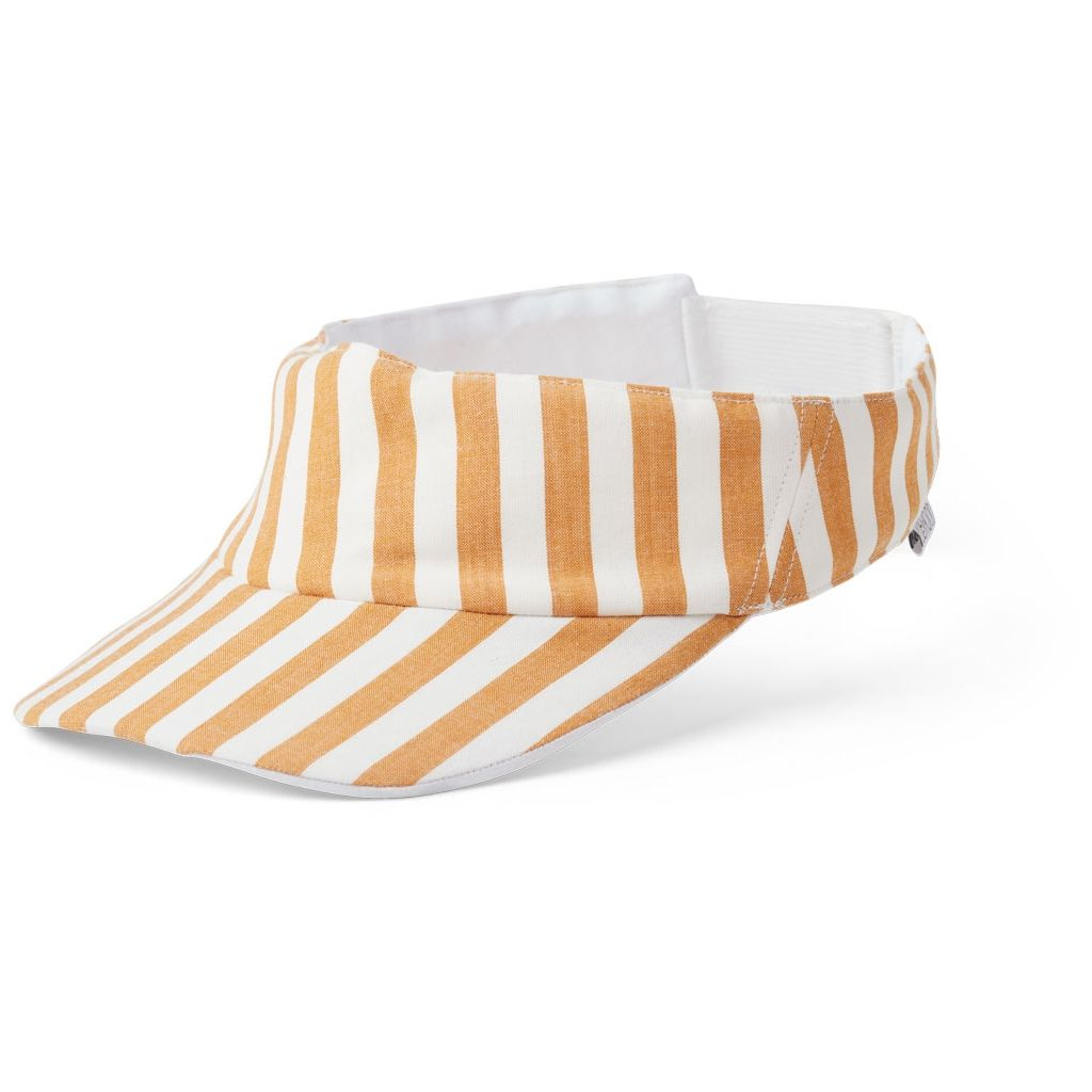 Graham Visor Navy or Mustard Stripe