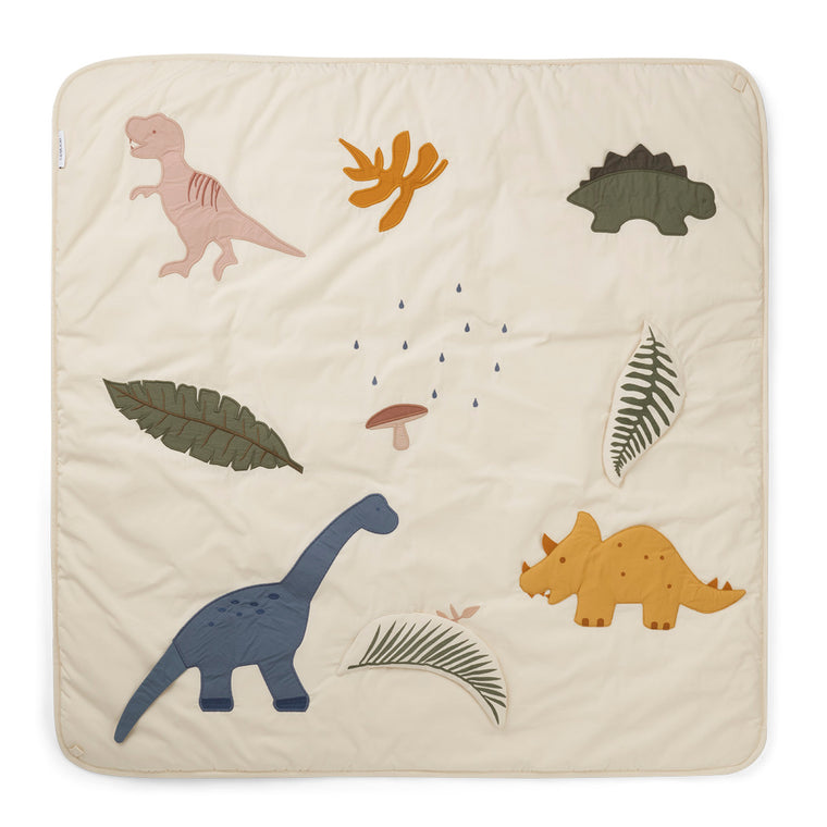 Glenn Activity Blanket - Dino mix