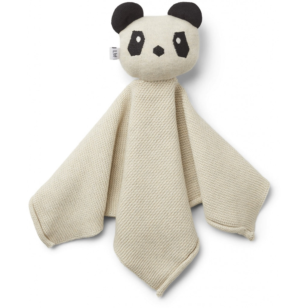 Milo Knit Cuddle cloth Panda