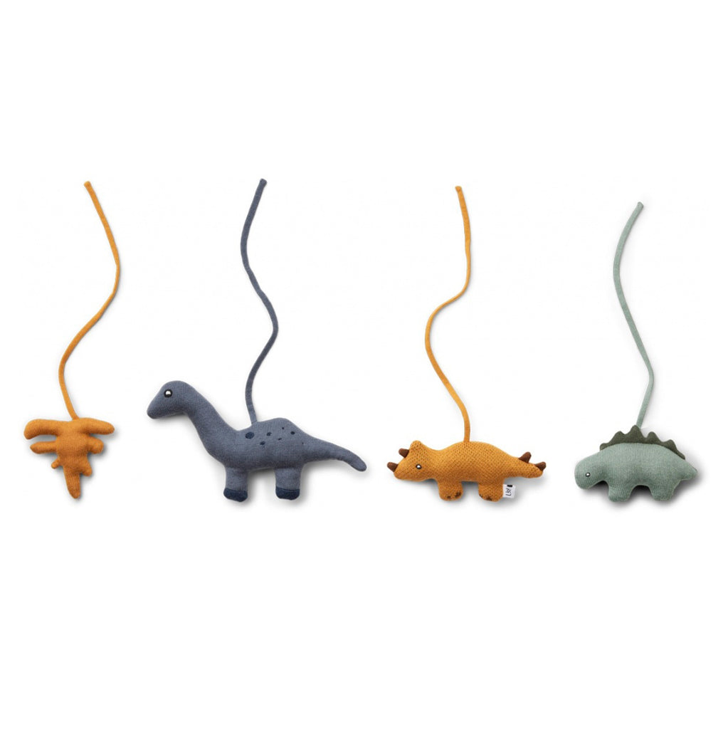 Gio play gym accessories 3-pack