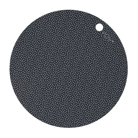 Placemat Ray - 2 Pcs/Pack - Dot OYOY Living design silicone