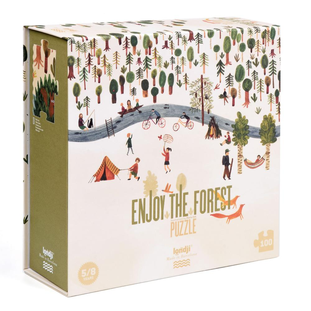enjoy the forest londji puzzle