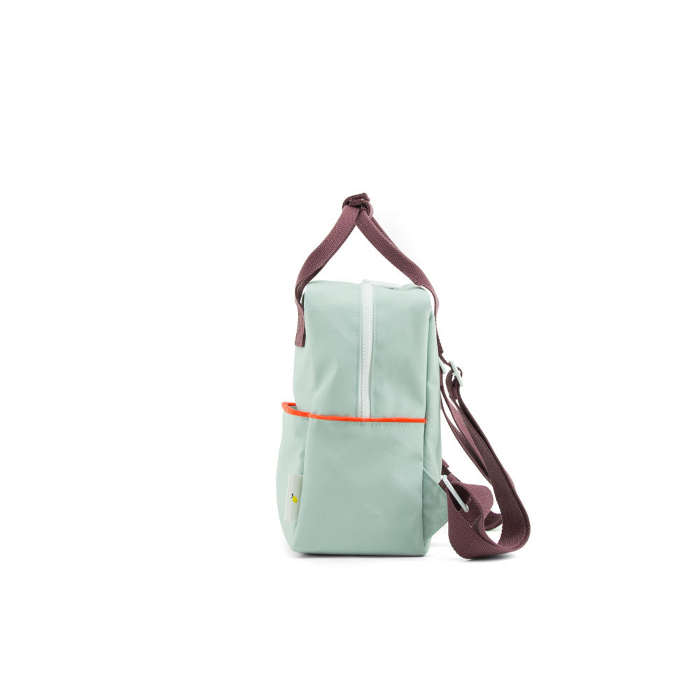 Backpack Teddy Sage Green