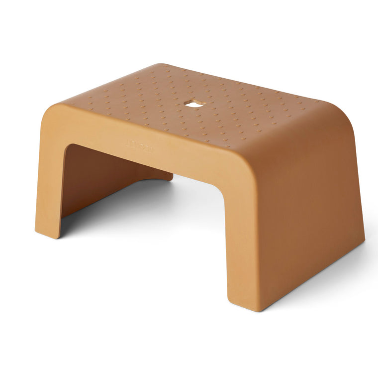 Ulla Step Stool - Mustard