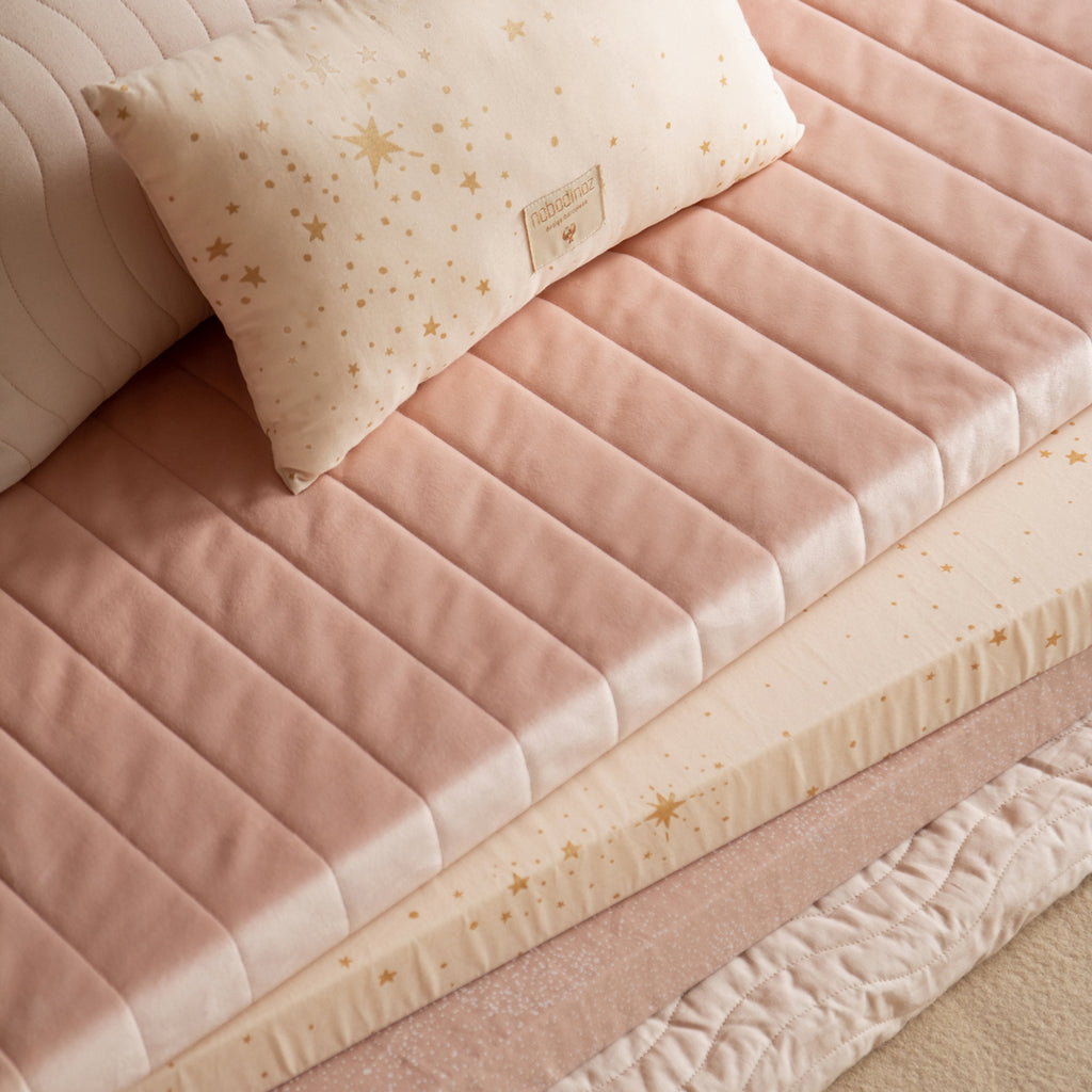 Zanzibar Velvet Mattress Bloom Pink