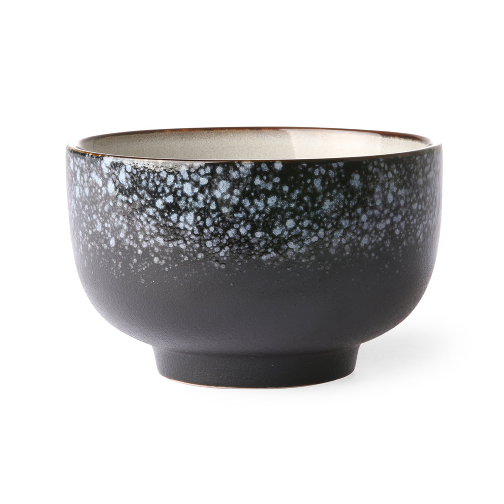 HK Living ceramic 70s bowl Galaxy