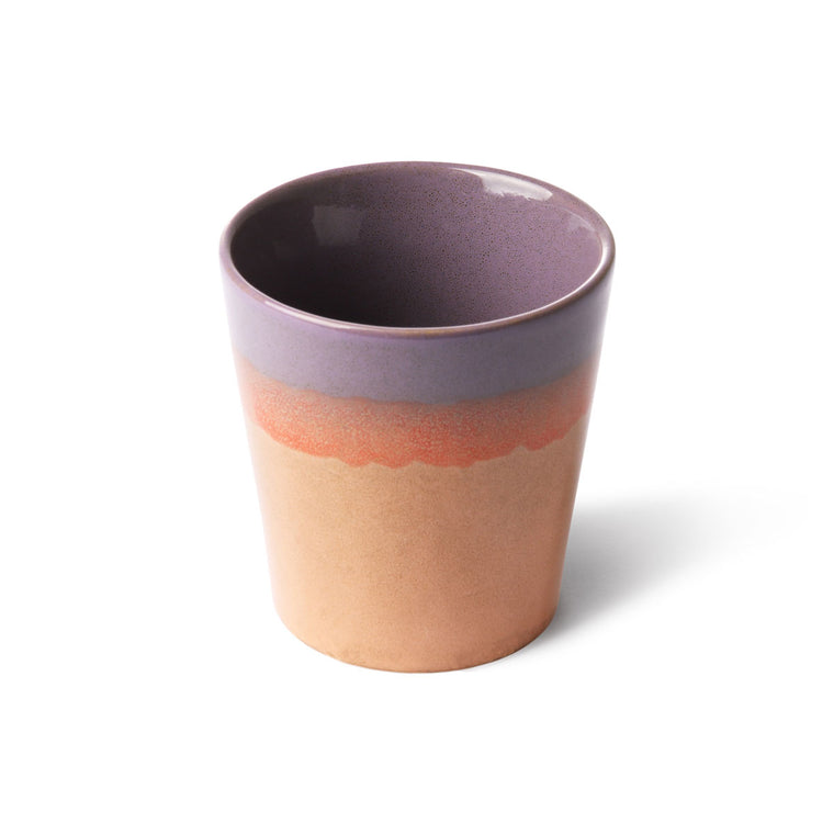 Ceramic 70s Mug Sunset