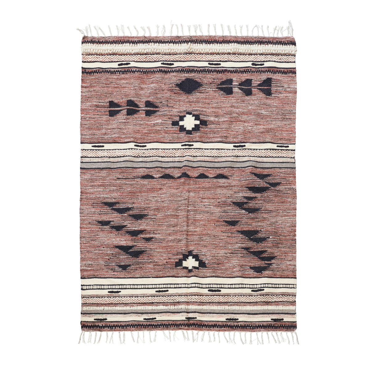 Tribe Rug 140 x 200 House Doctor