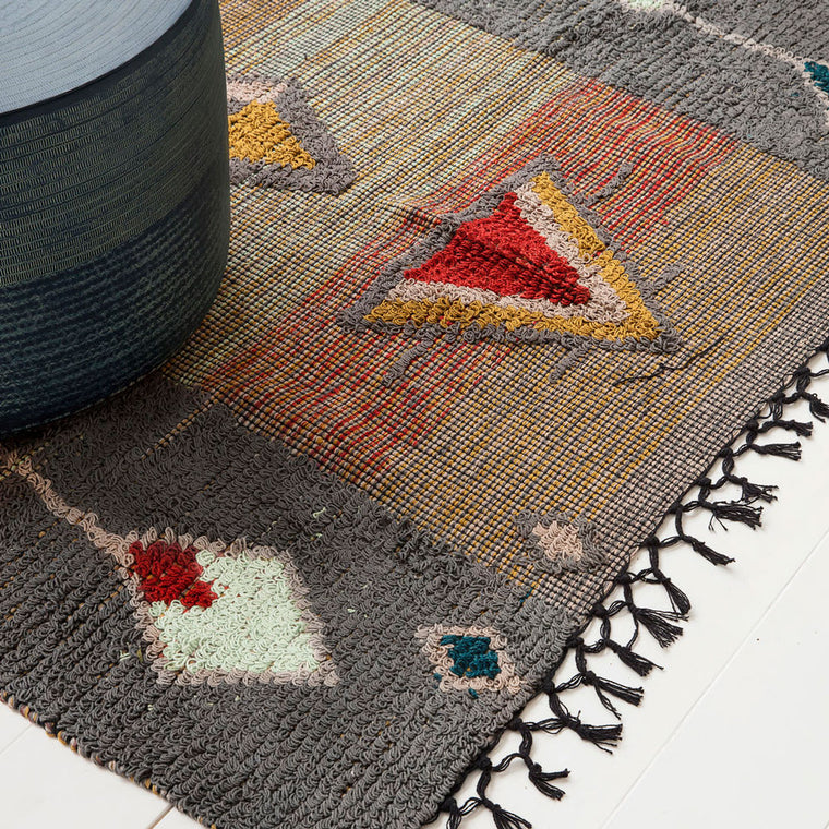 Aztec rug from House doctor