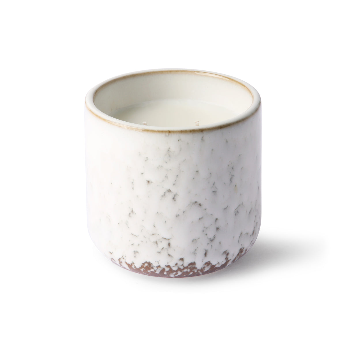 HK Living ceramic scented candle: northern soul