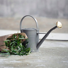 Watering can, Grey