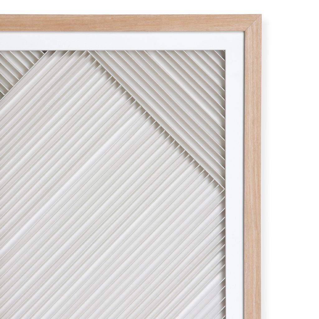HK Living layered paper art frame b