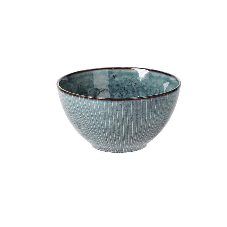 Deep Bowl 17 cm 'nordic sea'