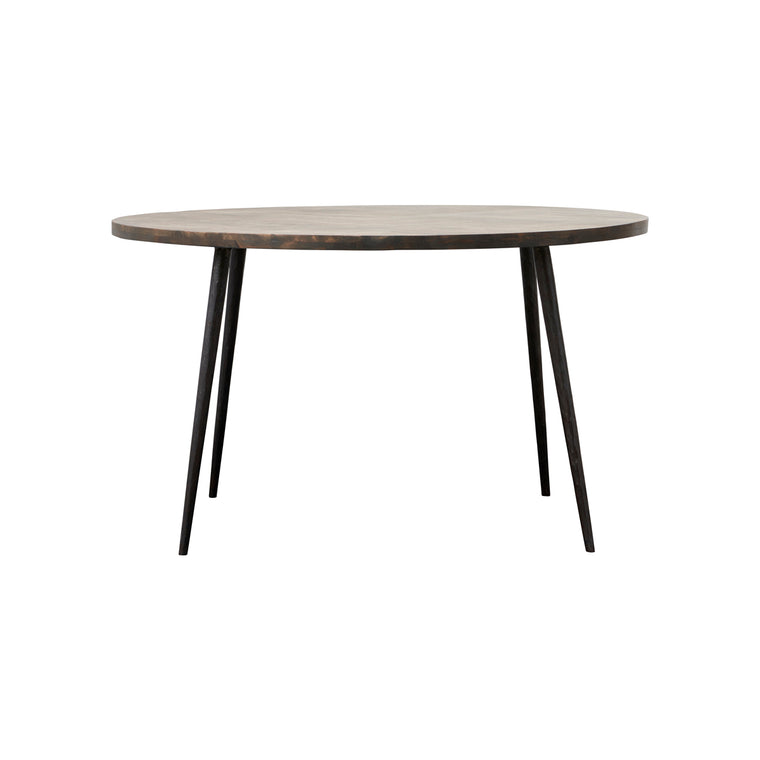 Dining table Club Black Stain