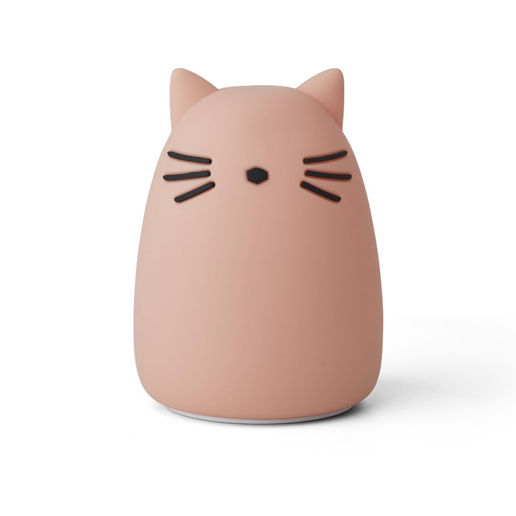 Winston Night Light cat rose Liewood