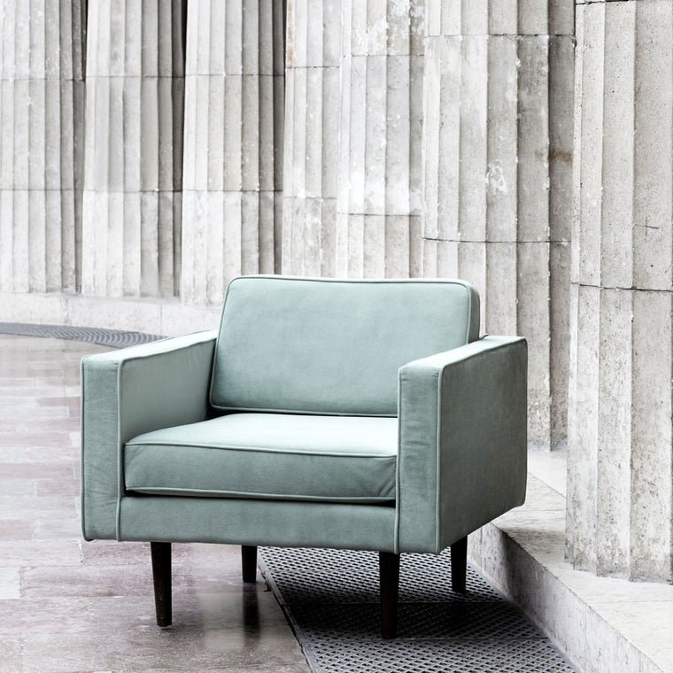 Armchair 'Wind' 7 colours