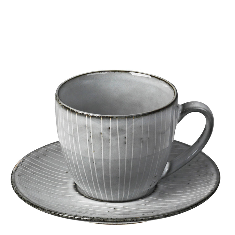 Cup and Saucer nordic sea