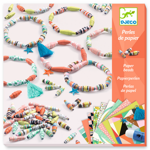 Djeco Paper creations spring bracelets