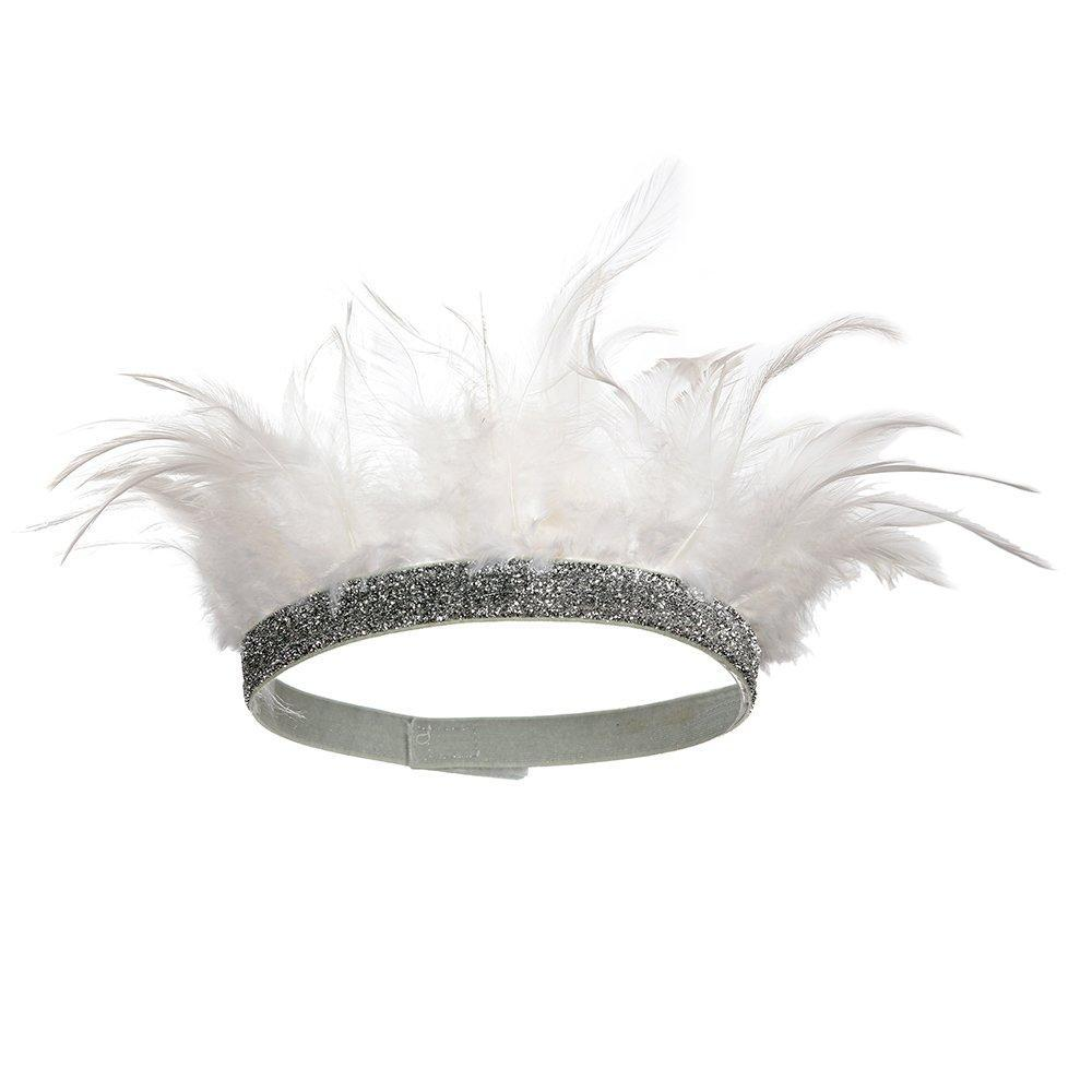 Feather Party Headband