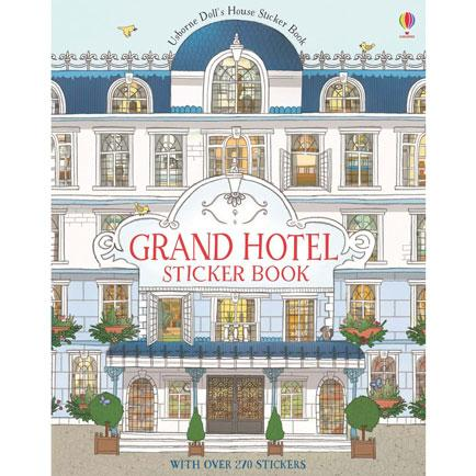 Grand hotel dolls house sticker book