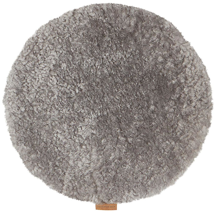 Seat cushion sheepskin