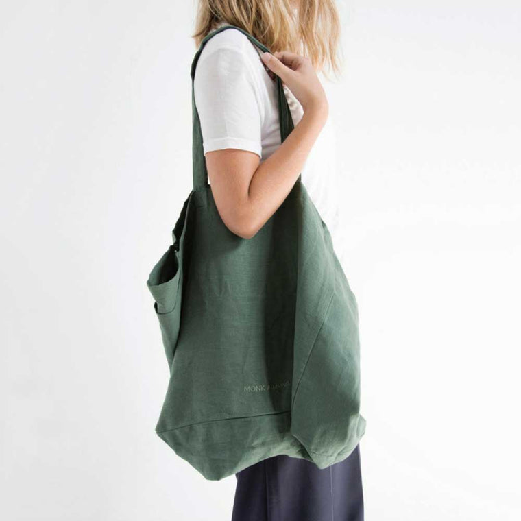Kyodaina Shopper Forest Green