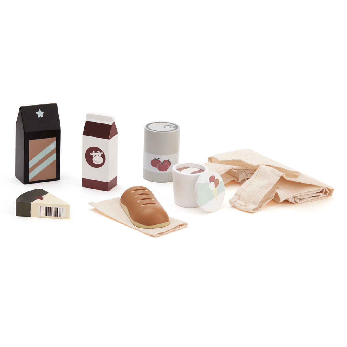 Kids Concept Grocery shopping set