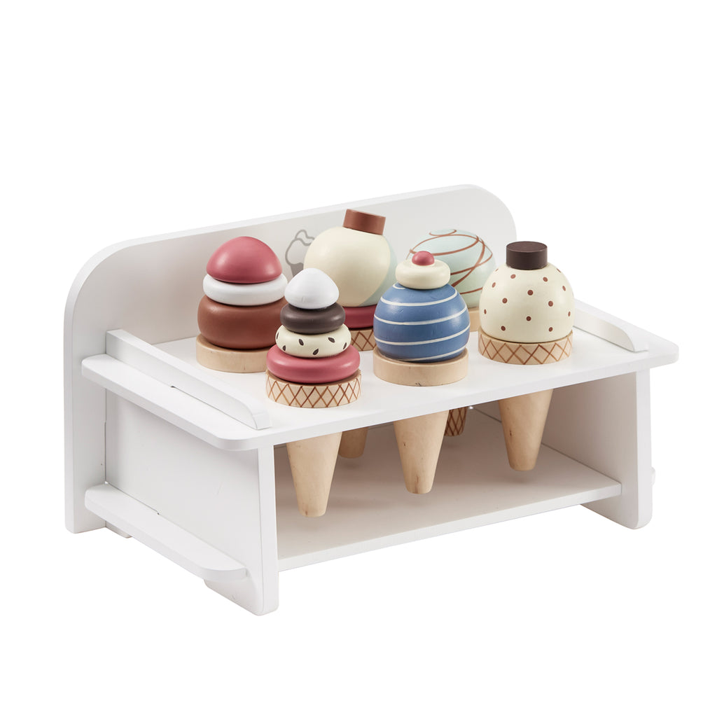 Kids Concept Ice cream with rack