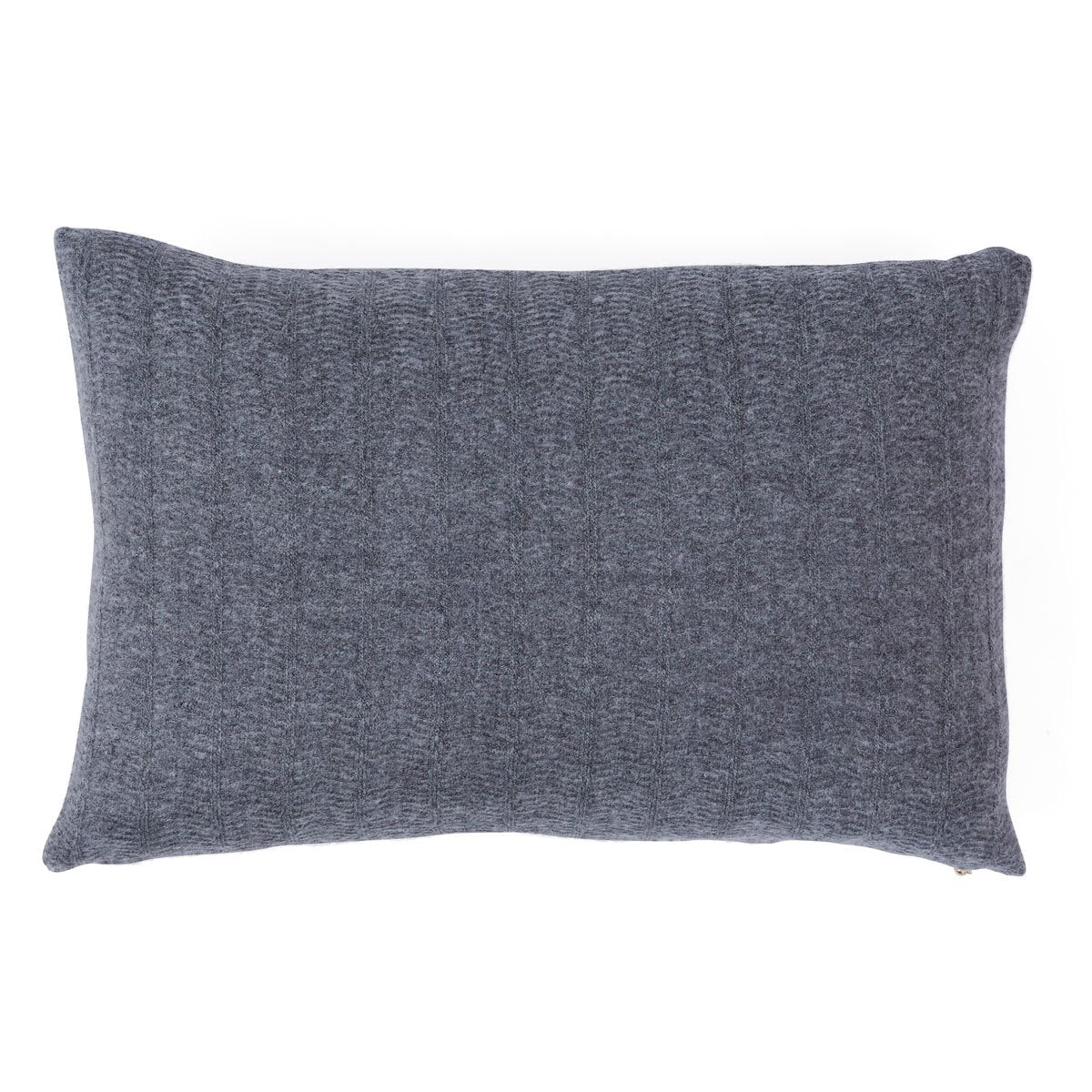 Kata Cushion - Grey mohair wool Melange OYOY Living design