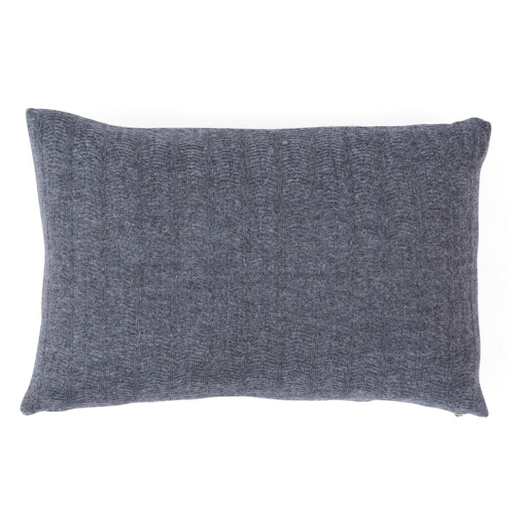 Kata Cushion - Grey Melange