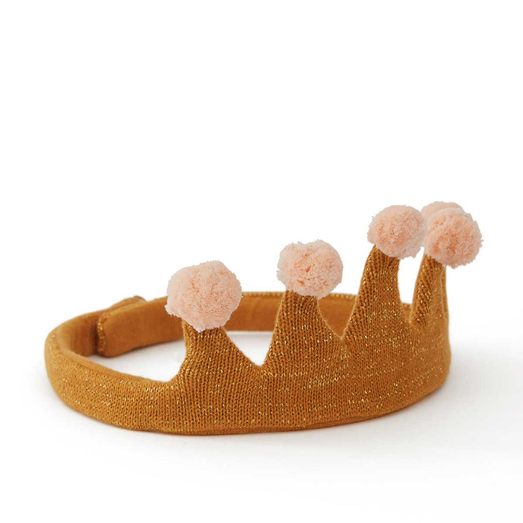 oyoy living design knitted princess crown