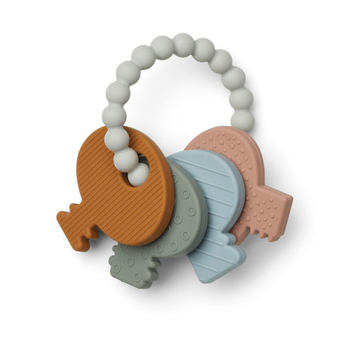 Liewood Kay Key silicone baby Teether