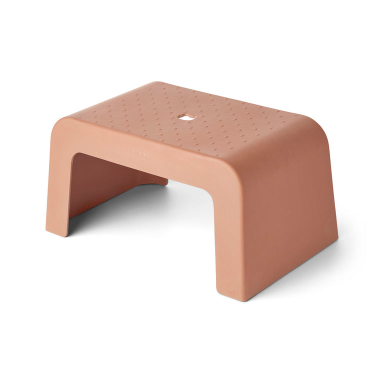 Ulla Step Stool - Terracotta