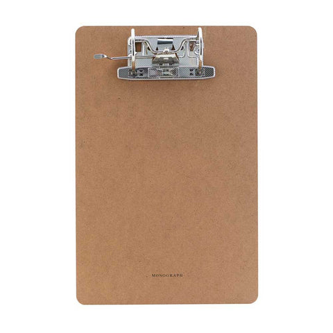 clipboard from monograph