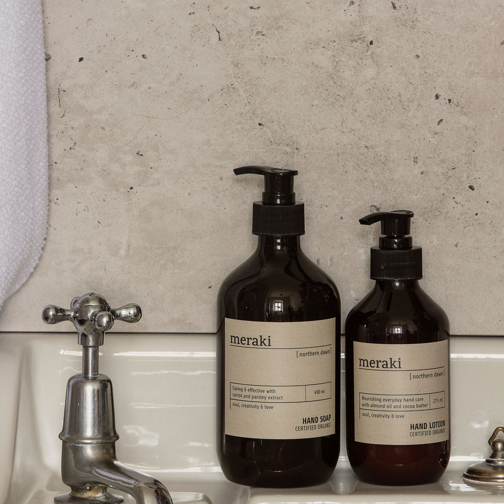 Meraki Hand soap, Northern Dawn